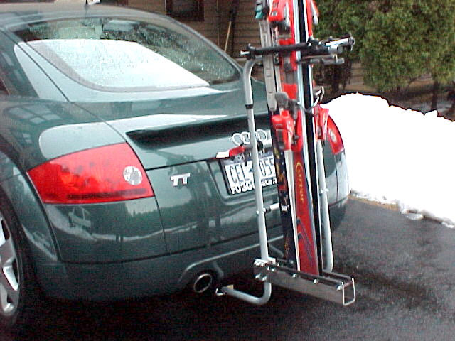 Bird Automotive Ski Rack And Snowboard Rack