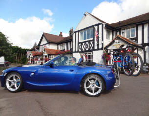 Bmw Z4 Bike Rack More Pictures